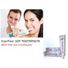 EnerFlex® SOY TOOTHPASTE - A Safer Toothpaste