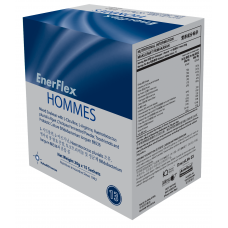 EnerFlex HOMMES - Total Nutrition for Men's Health [Acuity,Stamina,Performance]