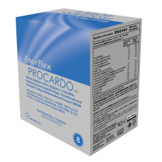 EnerFlex® PROCARDO 4.0 - Cholesterol Regulator. Keeping Arteries Young. NO Booster